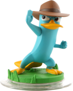 Character-Phineas-Agent P