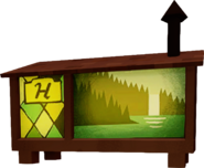 Mystery Shack Waterfall Box
