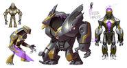 SamNielson Infinity ChitauriBots