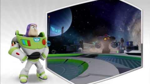 Disney Infinity - Buzz Lightyear Character Gameplay - Series 2