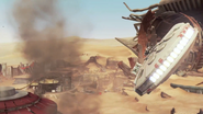 The Force Awakens DI Playset 16