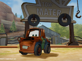 Tow Mater's Impound Lot