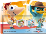 Phineas and Ferb Toy Box Pack