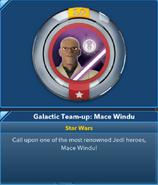 Galactic Team-Up - Mace Windu 3.0