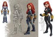 SamNielson Infinity Black Widow