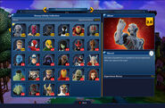 Marvel Character Collection