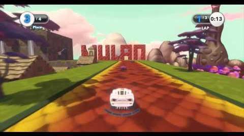 Mulan's Race