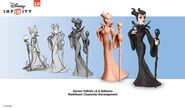 Maleficent rendering