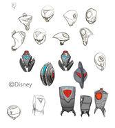 Omnidroid Concept 3