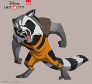 Raccoon Concept 1