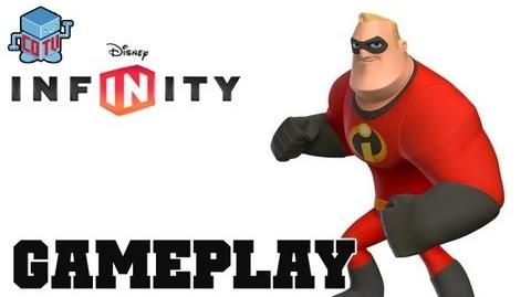 CoinOpTV - Disney Infinity INCREDIBLES Gameplay Commentary
