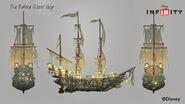 Ship TiaDalmaWreck concept