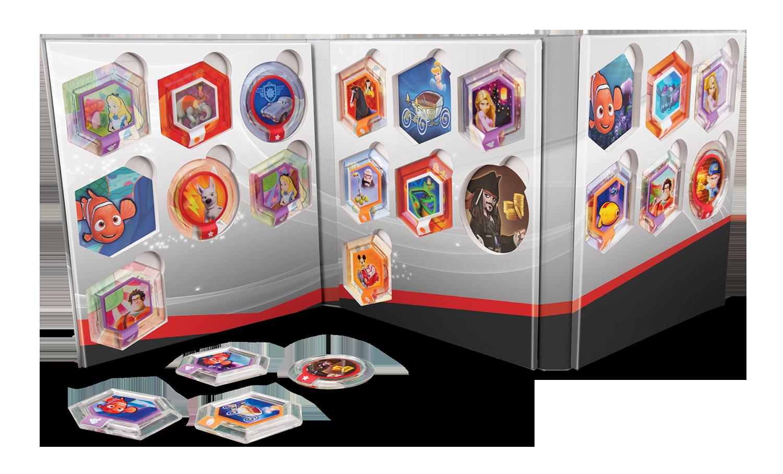 DISNEY INFINITY POWER DISCS 1.0 - Series 1 2 3 2.0 + Marvel /&