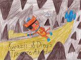 Kwazii and Dina's Treasure Adventure!