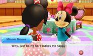 Mii Met Minnie Mouse - DMW2