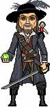 Capt Barbossa