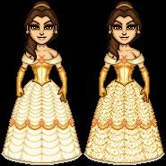 Disney princess belle by haydnc95-d61570m