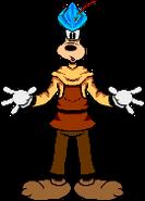 MickeyBeanstalk Goofy RichB