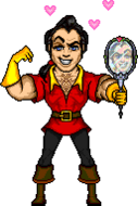 Gaston BeautyandtheBeast RichB