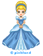 Cinderella Pinkland