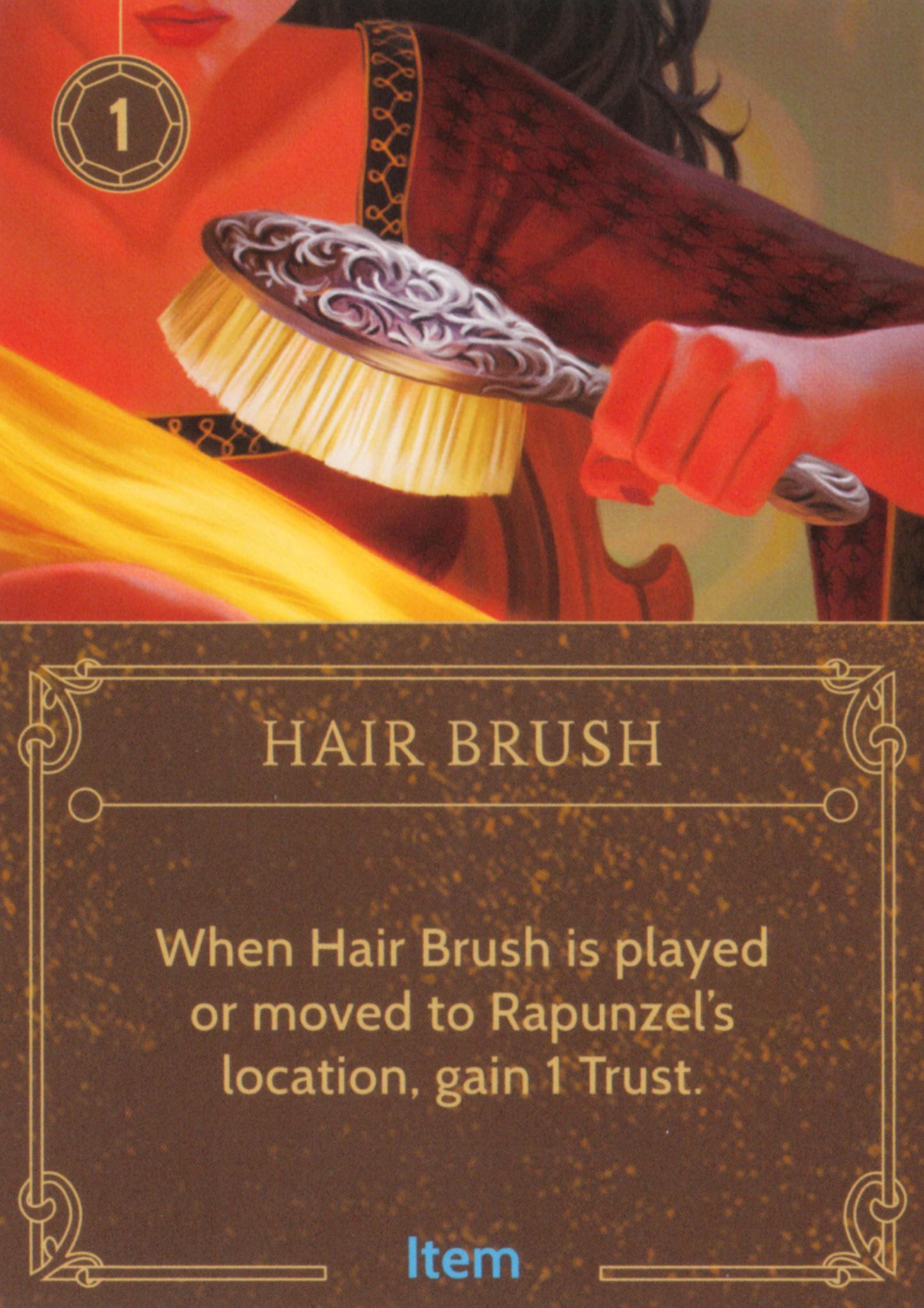 Hair Brush Disney Villainous Wiki Fandom