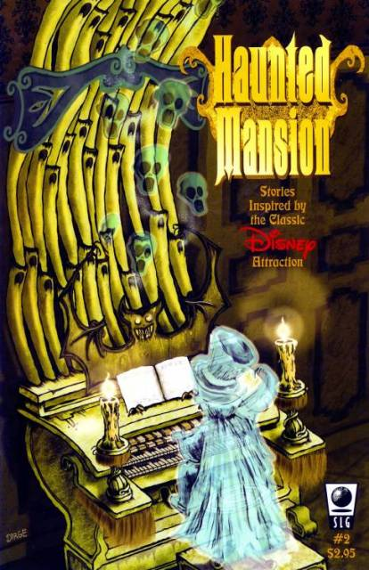 The Haunted Mansion (comic book)