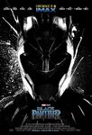 Black Panther Second IMAX Poster