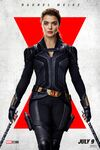 Black Widow Poster - Melina