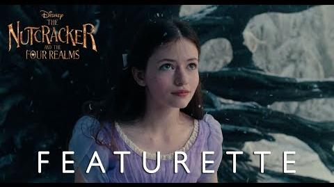 """Disney's The Nutcracker and the Four Realms """"Newest Member"""" Featurette"""
