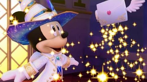 Disney Magical World 2 - Trailer ディズニー マジックキャッスル マイ・ハッピー・ライフ2