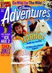 Disney adventures april 2006