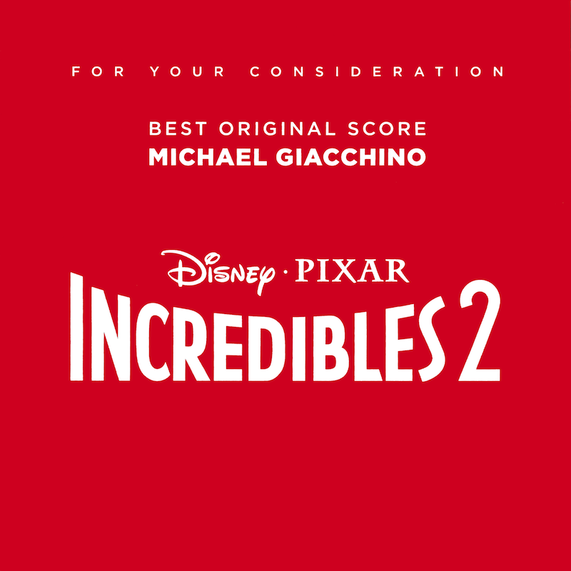 Incredibles 2 (For Your Consideration Promo)