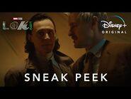 Loki - Marvel Studios - Sneak Peek Oficial Legendado