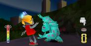 Monsters Inc Scream Team City Park 25