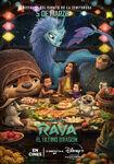 Raya and the Last Dragon spanish poster (4)