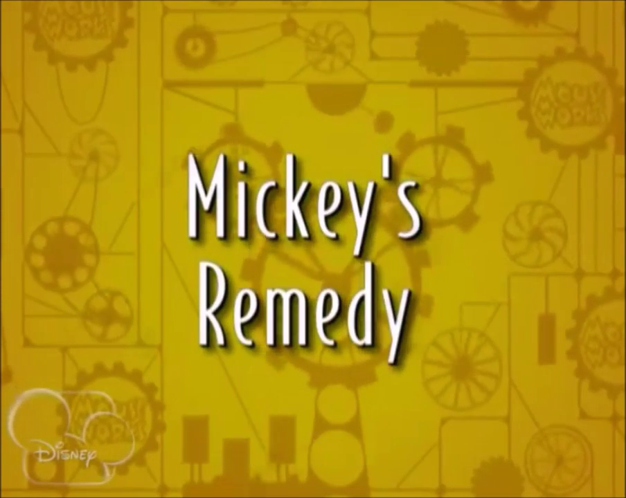 Mickey's Remedy