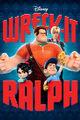 Wreck-It Ralph - Poster
