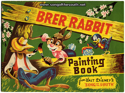 Brer Rabbit Painting Book