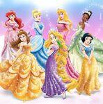 Disney Princess transform to redesign