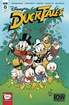 DuckTales IDW 0SDCC