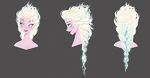 First Elsa Braid