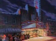 Goof Troop - Spoonerville Movie Theater