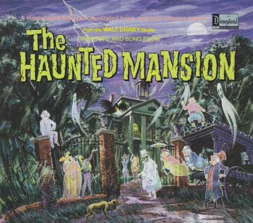 Story and Song from The Haunted Mansion