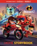 Incredibles 2 movie storybook