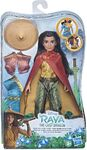 Raya's Adventure Styles fashion doll