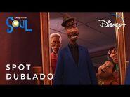 Soul - Mundos - Spot Dublado - Disney+