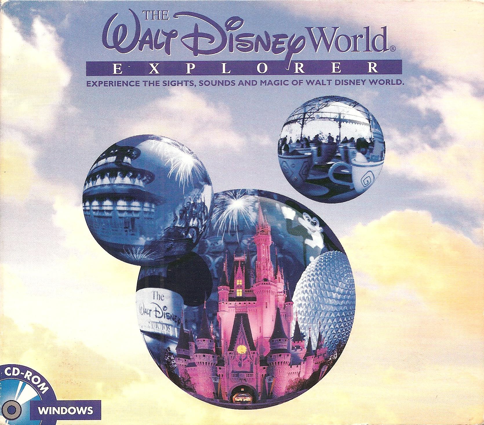 The Walt Disney World Explorer