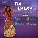 Tia Dalma DHBM Promo
