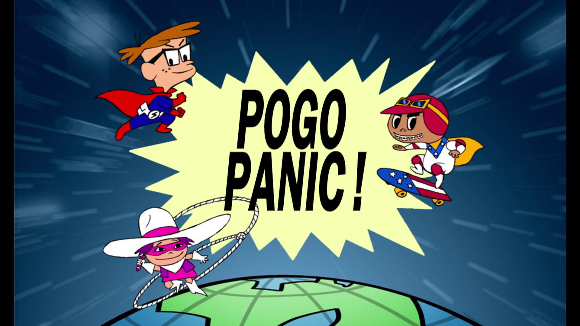 Pogo Panic!