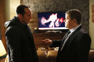 Agents of S.H.I.E.L.D. - 1x18 - Providence - Photography - Coulson and Koenig